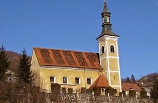Crkva Svete Barbare - Rude
